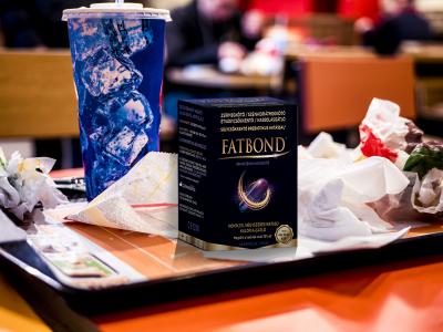 Fatbond fogyókúrás kapszula gyorséttermi étkezés