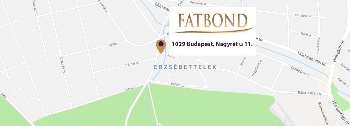 FATBOND - térkép