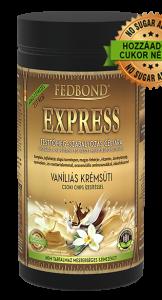 FEDBOND® EXPRESS Vaníliás Krémsüti ízű diétás fehérjeturmix